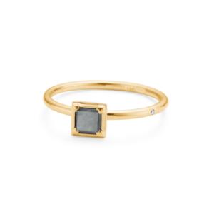 Rå | Diamant ring 18 karat JUWELS.DK