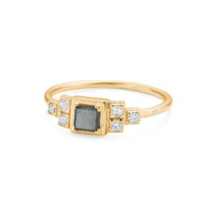 Rå | Classic Diamant ring 18 karat JUWELS.DK