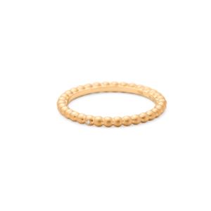 Orbit | Dot ring 18 karat JUWELS.DK