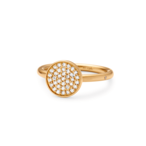 Rock | Diamant ring 18 karat JUWELS.DK