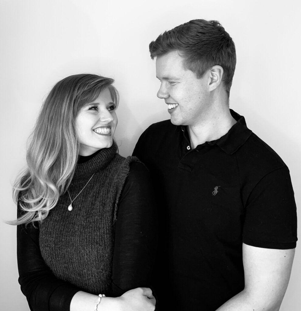 Julie og Chris Cochrane