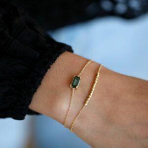 Nord | Green armbånd 18 karat JUWELS.DK